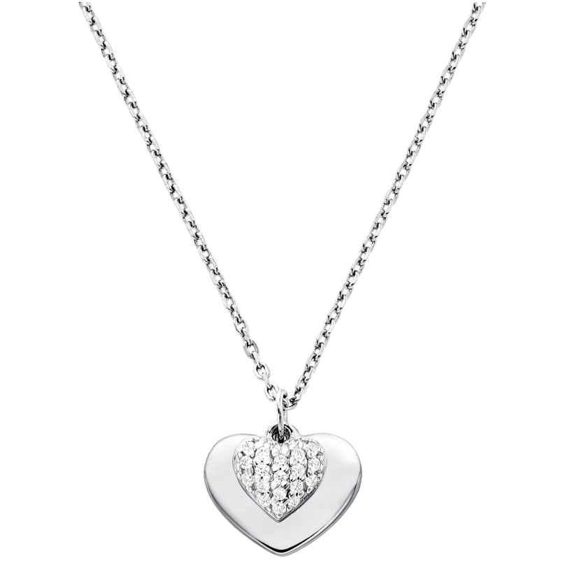 Michael Kors MKC1120AN040 Silber Damen-Halskette Love 4013496038477
