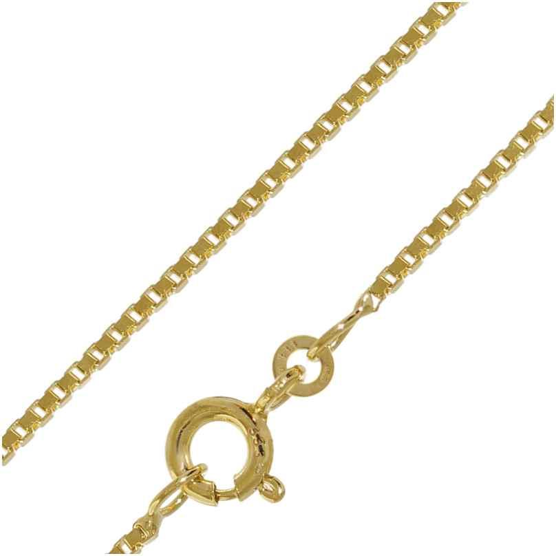 trendor 41635 Goldkette 333/- Venezia-Muster