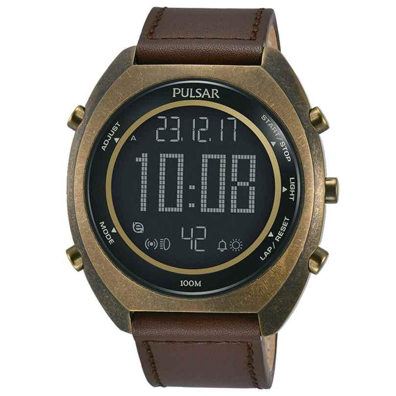 Pulsar P5A030X1 Digitaluhr für Herren Pulsar X 4894138036040
