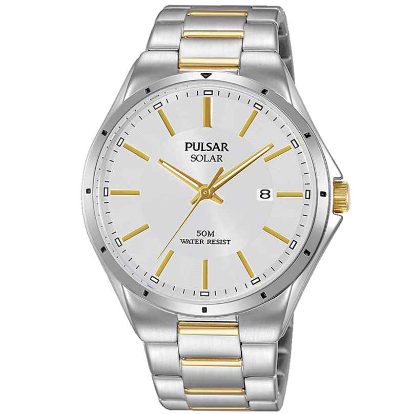 Pulsar PX3141X1 Solar Herrenarmbanduhr 4894138034619