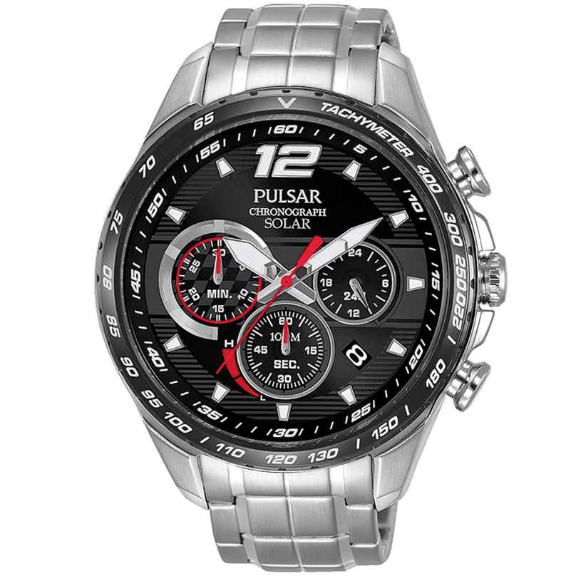 Pulsar PZ5019X1 Herren-Chronograph Solar Rally 4894138034770