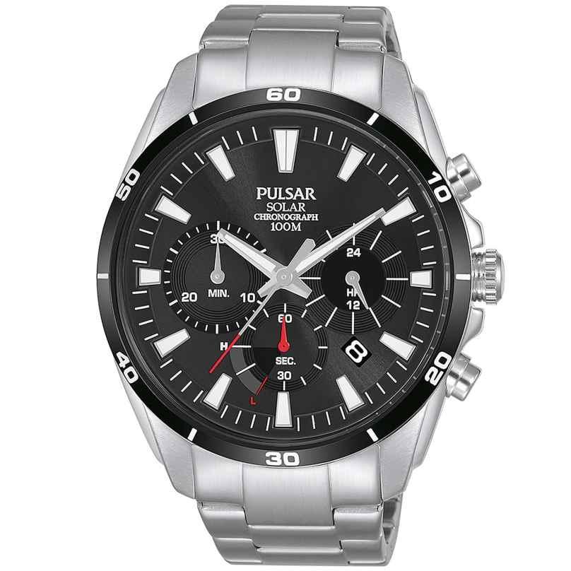Pulsar PZ5059X1 Solar-Herrenuhr Chronograph 4894138036552