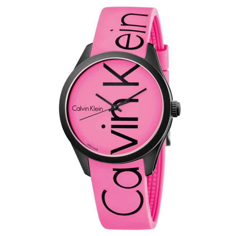Calvin Klein K5E51TZP Color Damenuhr 7612635100210