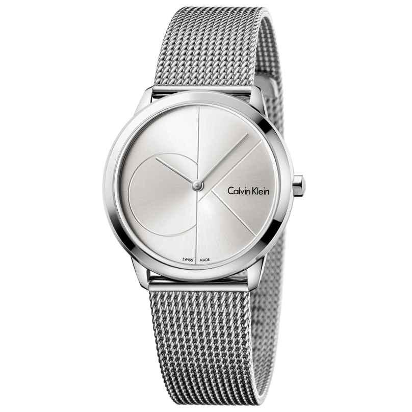 Calvin Klein K3M2212Z Minimal Damen-Armbanduhr 7612635107202