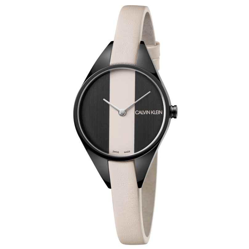 Calvin Klein K8P237X1 Damen-Armbanduhr Rebel 7612635119014