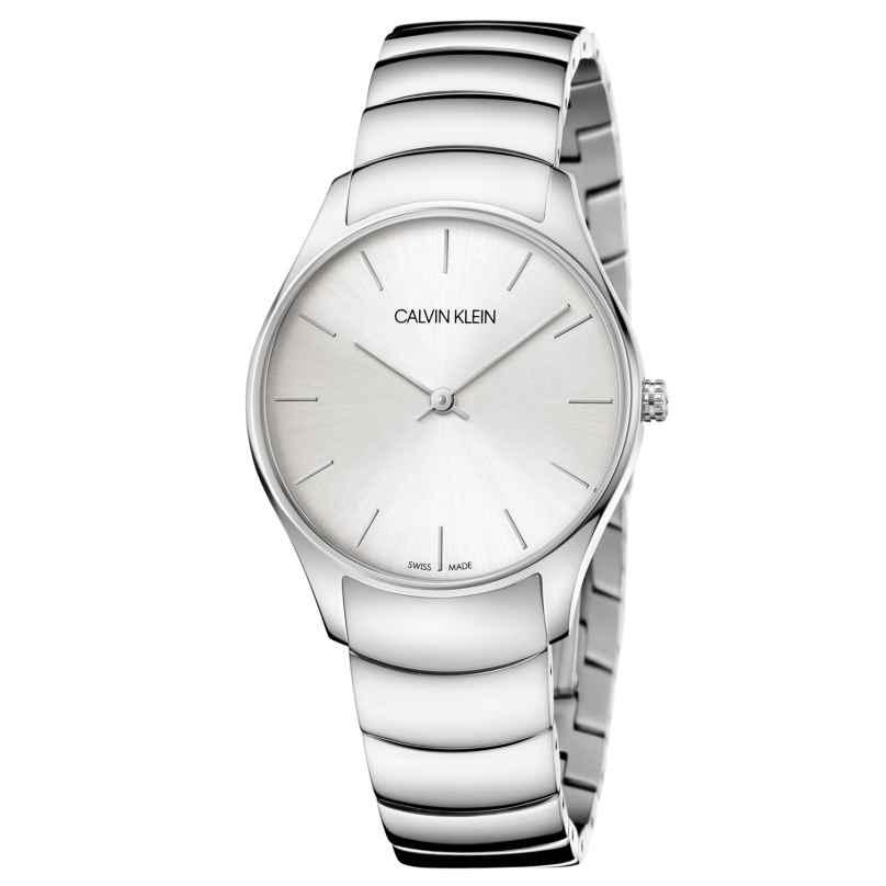 Calvin Klein K4D22146 Damenuhr Classic Too 7612635119588