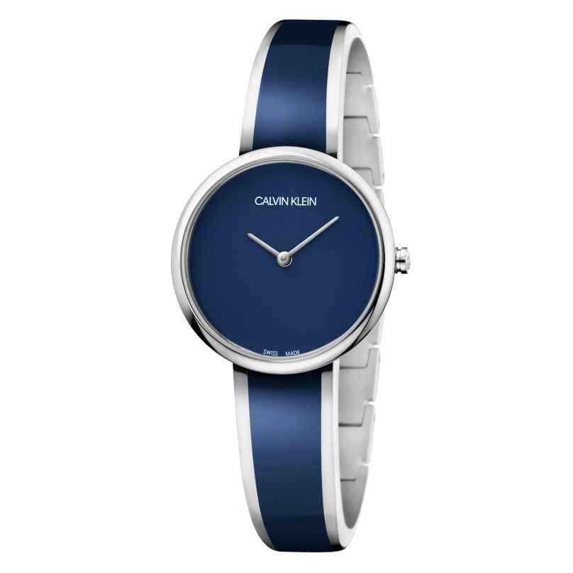 Calvin Klein K4E2N11N Damen-Armbanduhr Seduce 7612635128375
