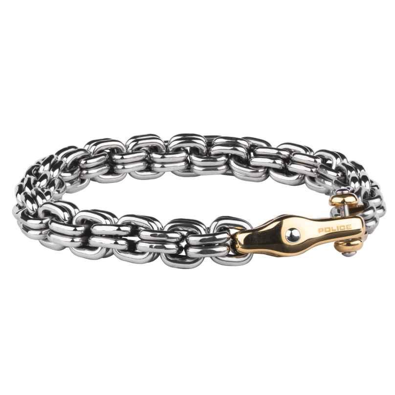 Police PJ26361BSSG.01 Men´s Bracelet Livingstone