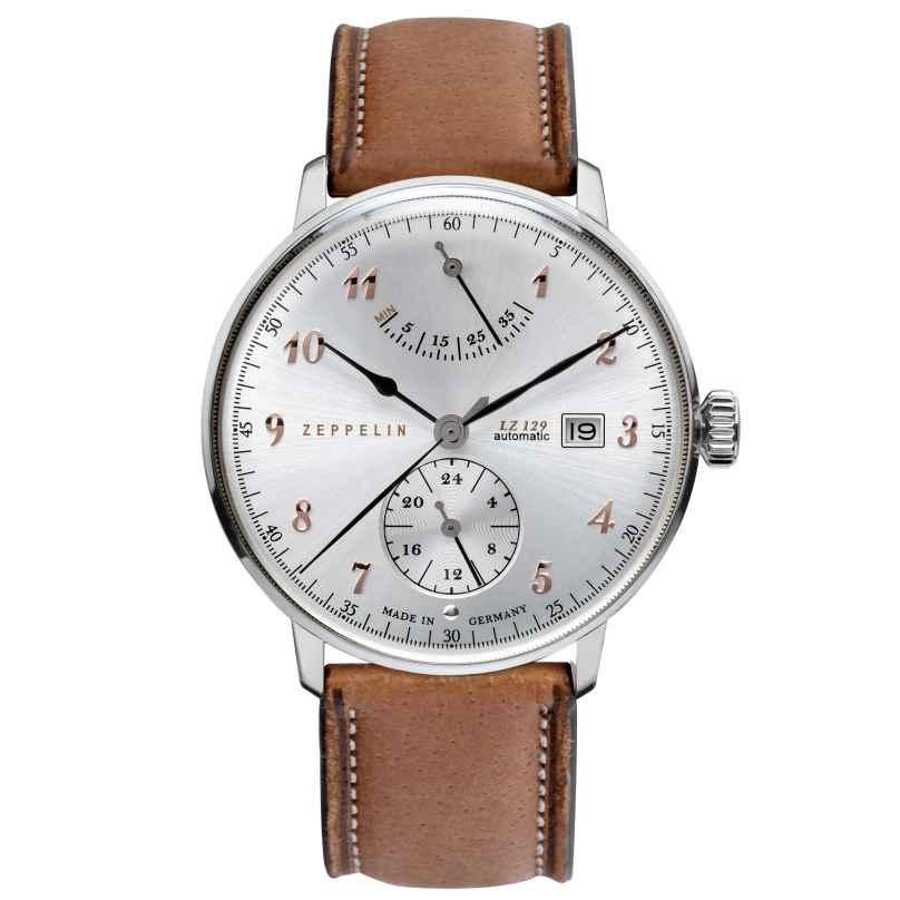 Zeppelin 7062-5 Mens Automatic Watch LZ129 Hindenburg Ed. 1 4041338706253