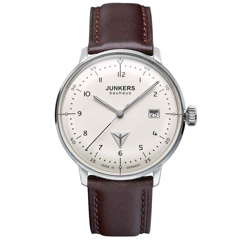 Junkers 6046-5 Bauhaus Herrenuhr 4041338604658