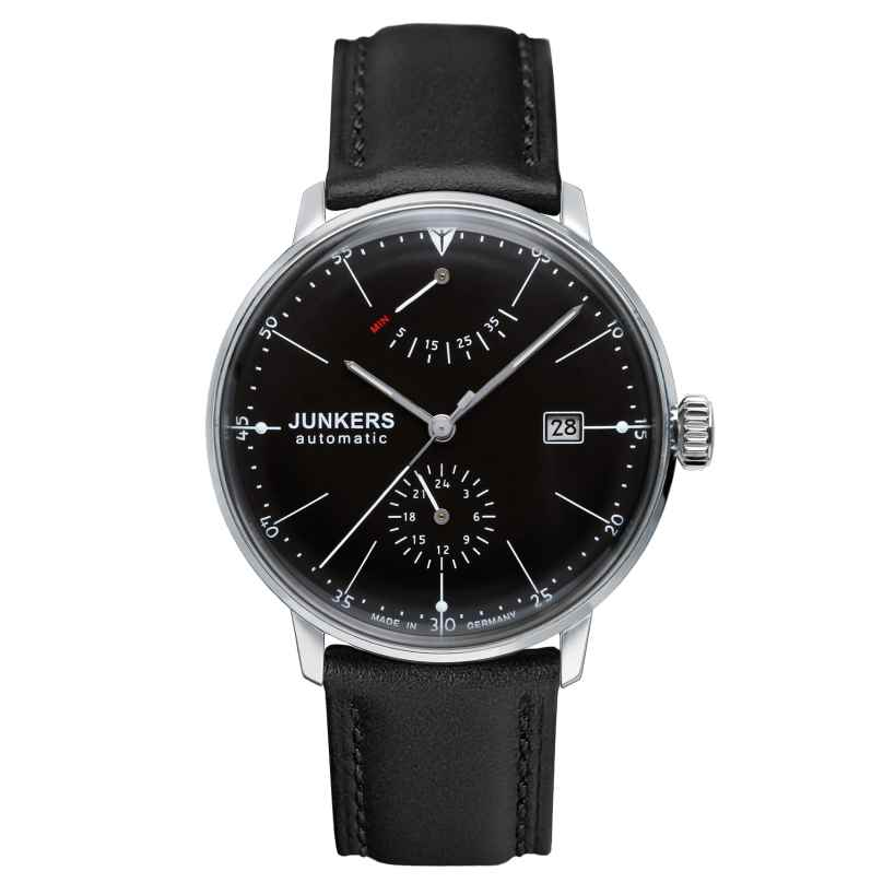 Junkers 6060-2 Bauhaus Herren-Automatikuhr 4041338606027