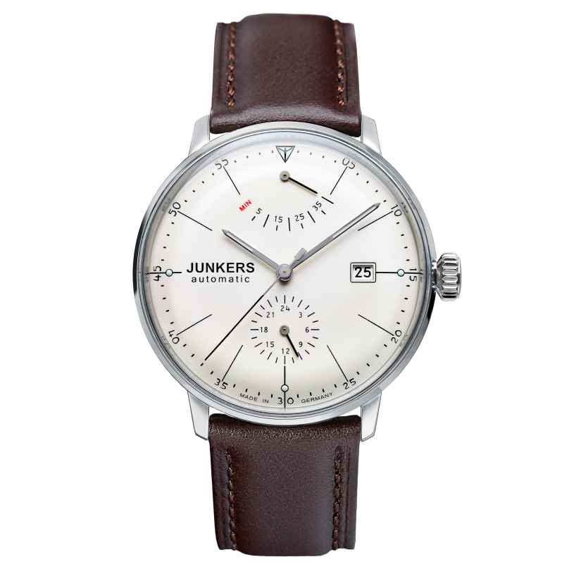 Junkers 6060-5 Bauhaus Automatik Herrenuhr 4041338606058