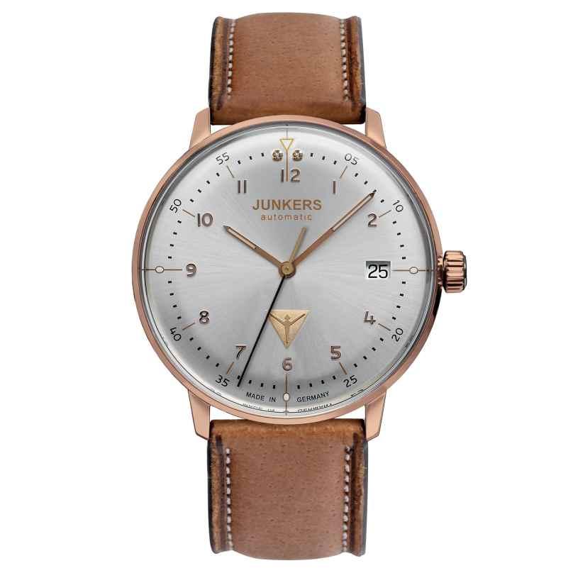 Junkers 6069-4 Ladies Automatic Watch Bauhaus Lady 4041338606942
