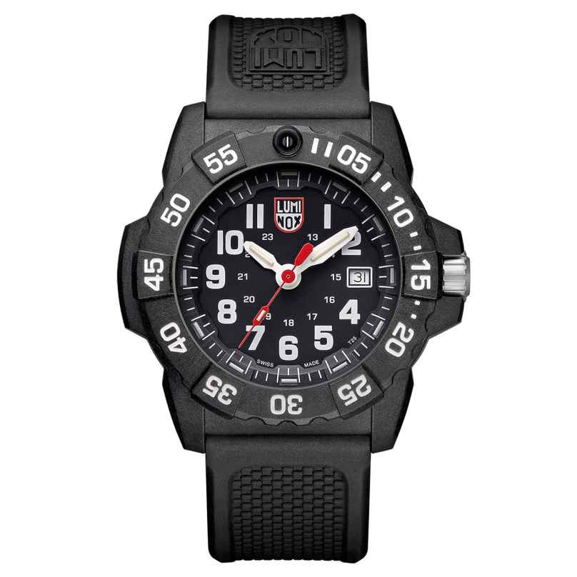 Luminox XS.3501.VP1.SET Navy Seal 3500 Herren-Taucheruhr im Set 7630040928540