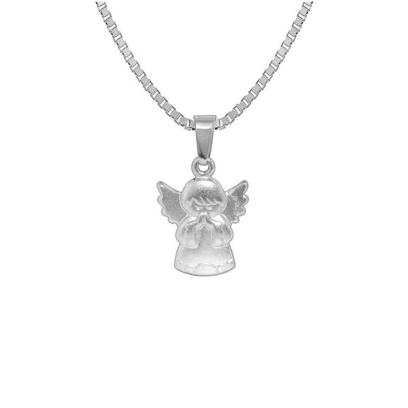 trendor 72740 Engel-Anhänger Halskette Silber 4260333972740