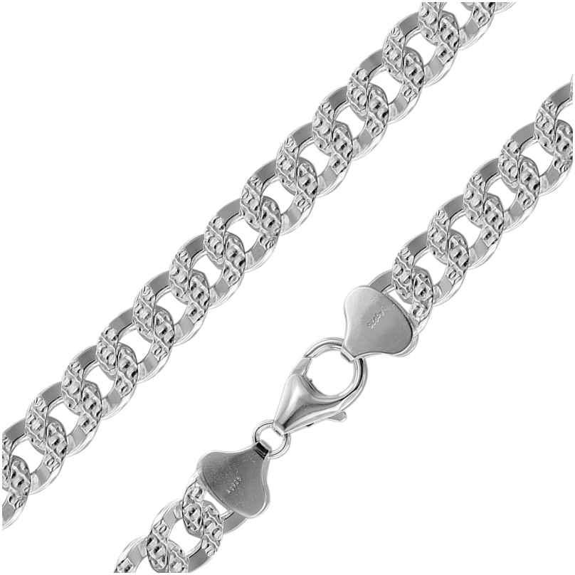 trendor 08795 Herren-Halskette Silber 925 4260497087953