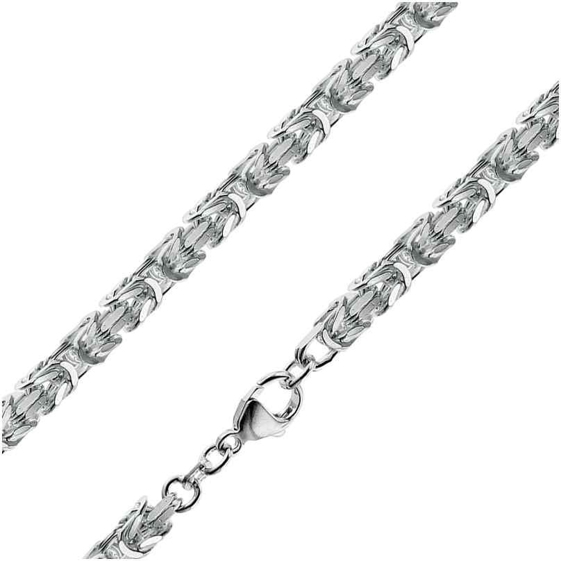 trendor 08856 Königskette für Herren Silber 925