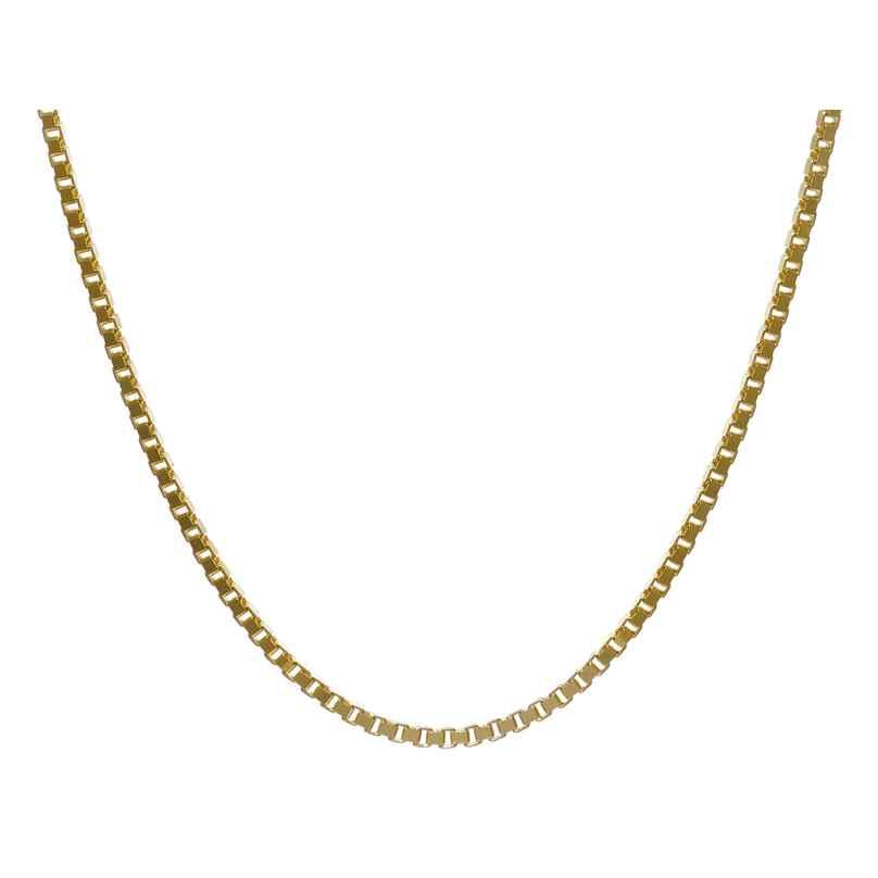 trendor 71781 Venezia Goldkette 333 für Herren
