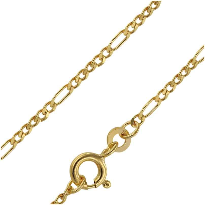 trendor 71811 Goldkette Figaro 333