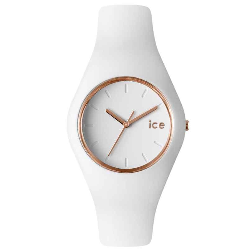 Ice-Watch 000977 Glam White Rose-Gold Damenuhr 4895164008384