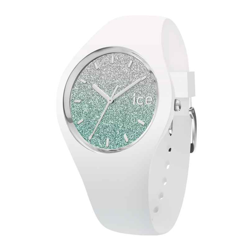 Ice-Watch 013426 Ladies Watch Ice Lo White/Turquoise S 4895164070374