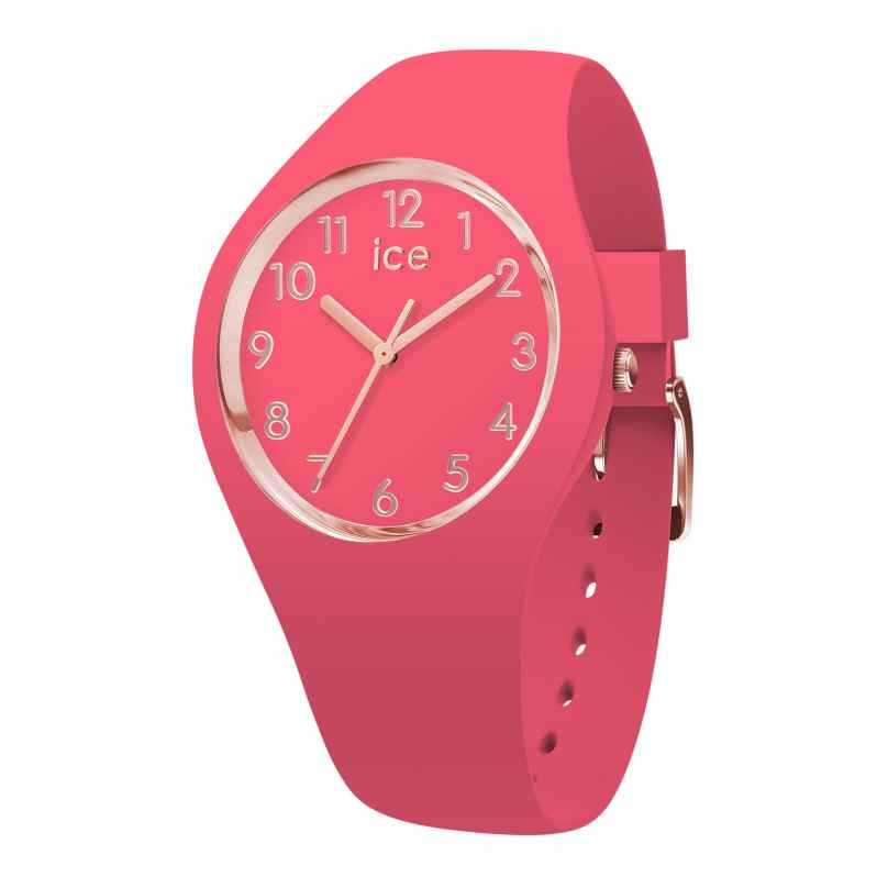 Ice-Watch 015331 Damenuhr Ice Glam Colour Himbeer S 4895164081981