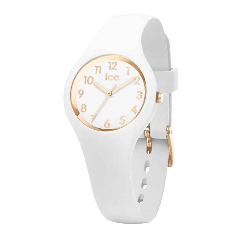 Ice-Watch 015341 Damenuhr Ice Glam Weiß/Gold XS 4895164082087