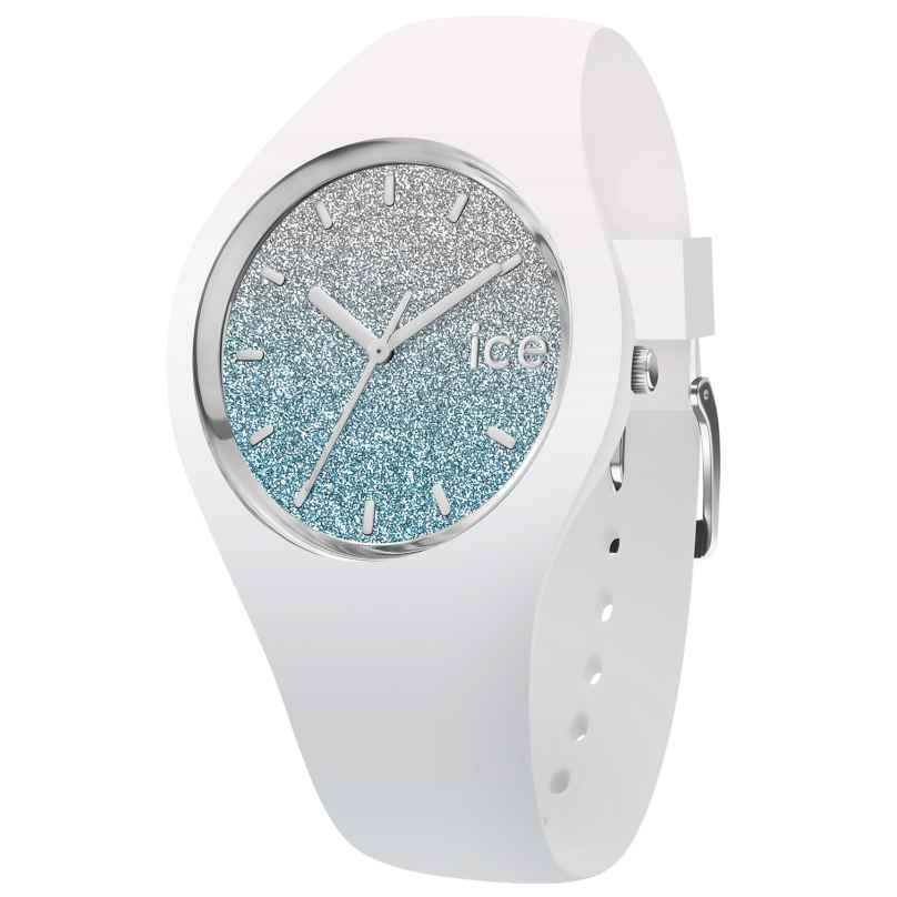Ice-Watch 013429 Armbanduhr Ice Lo Weiß/Blau M 4895164070404
