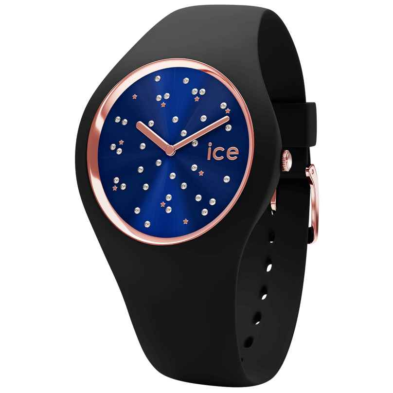 Ice-Watch 016294 Damen-Armbanduhr Cosmos Star Deep Blue M 4895164087396