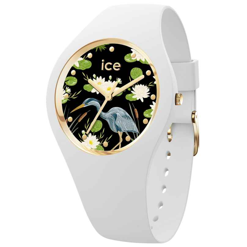 Ice-Watch 016666 Damenarmbanduhr Waterlily M 4895164089406