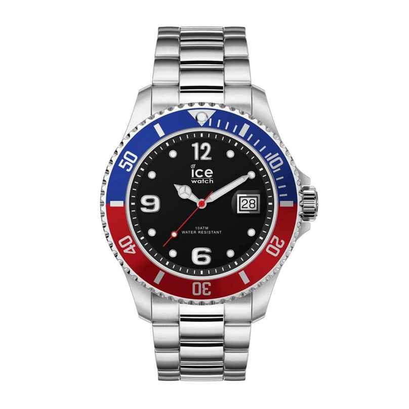 Ice-Watch 016545 Herrenuhr Ice Steel United Silver M 4895164088768