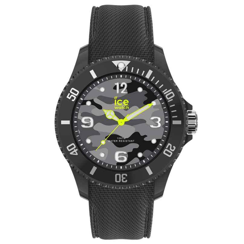 Ice-Watch 016292 Armbanduhr Bastogne Anthracite M 4895164087471