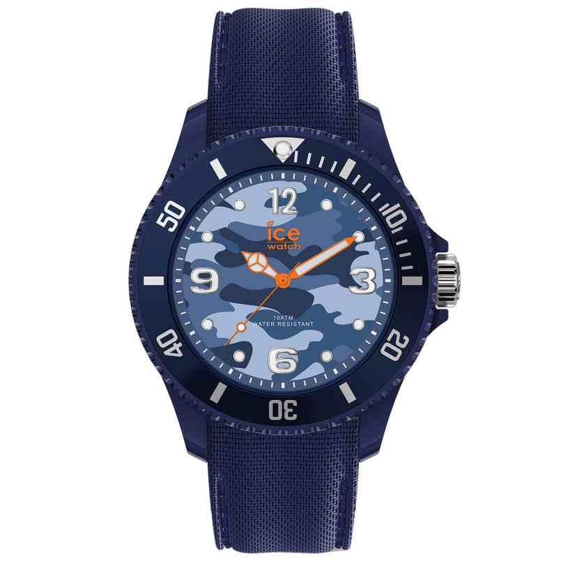 Ice-Watch 016293 Armbanduhr Bastogne Blue M 4895164087488