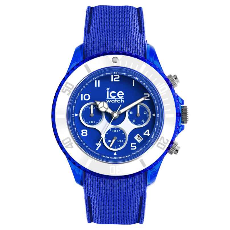 Ice-Watch 014218 Chronograph Ice Dune Admiral Blue L 4895164074266