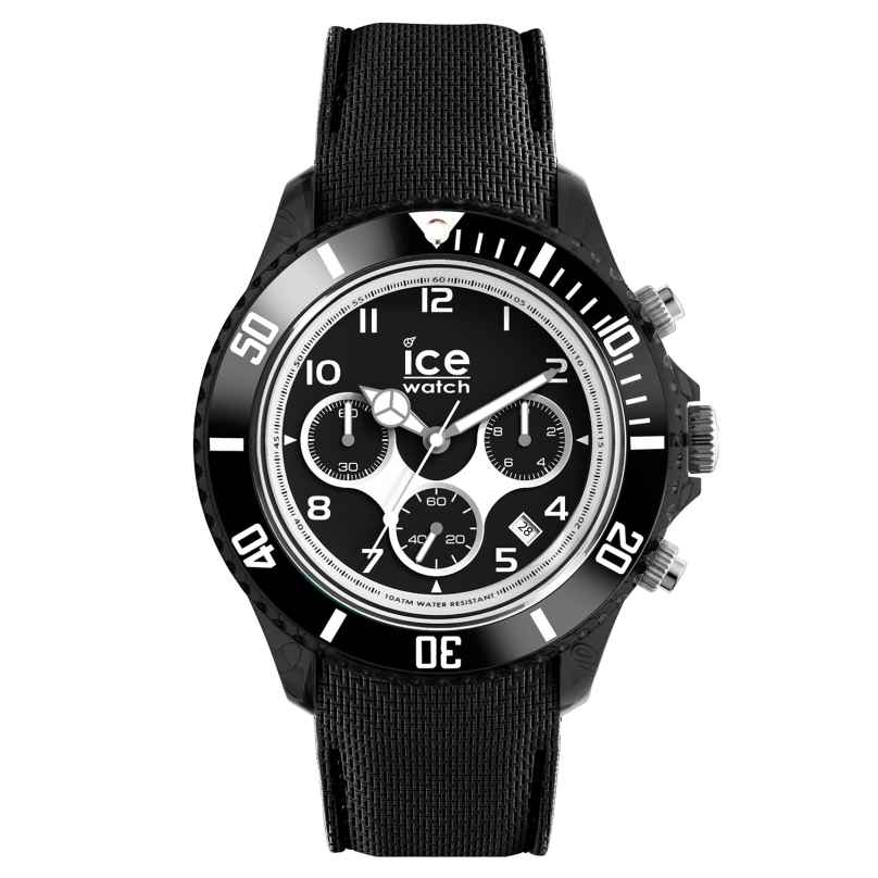 Ice-Watch 014216 Unisex Chronograph Ice Dune Schwarz L 4895164074242