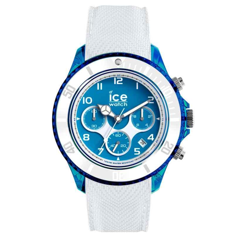 Ice-Watch 014224 Herren-Chronograph Ice Dune White Superman Blue XL 4895164074327