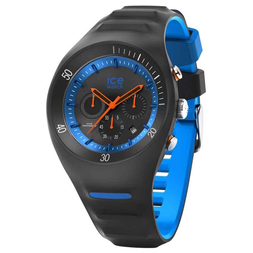 Ice-Watch 014945 Herren-Chronograph Pierre Leclercq Schwarz/Blau L 4895164079445