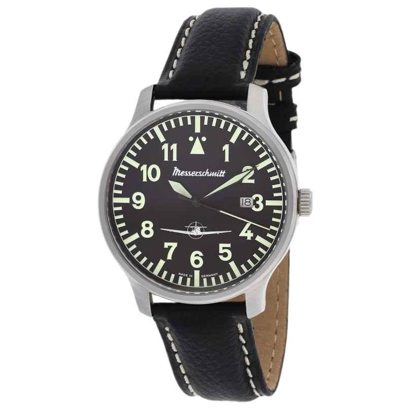 Messerschmitt 108-42S Fliegeruhr ME 108 4260266581835