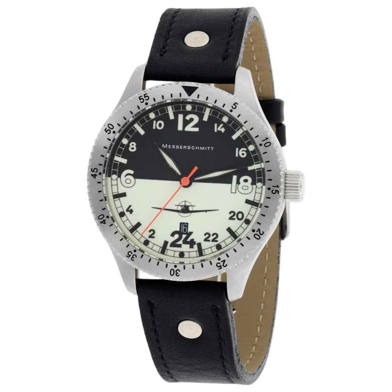 Messerschmitt 108-24DR Herrenuhr ME 108 Night & Day 4260266581880