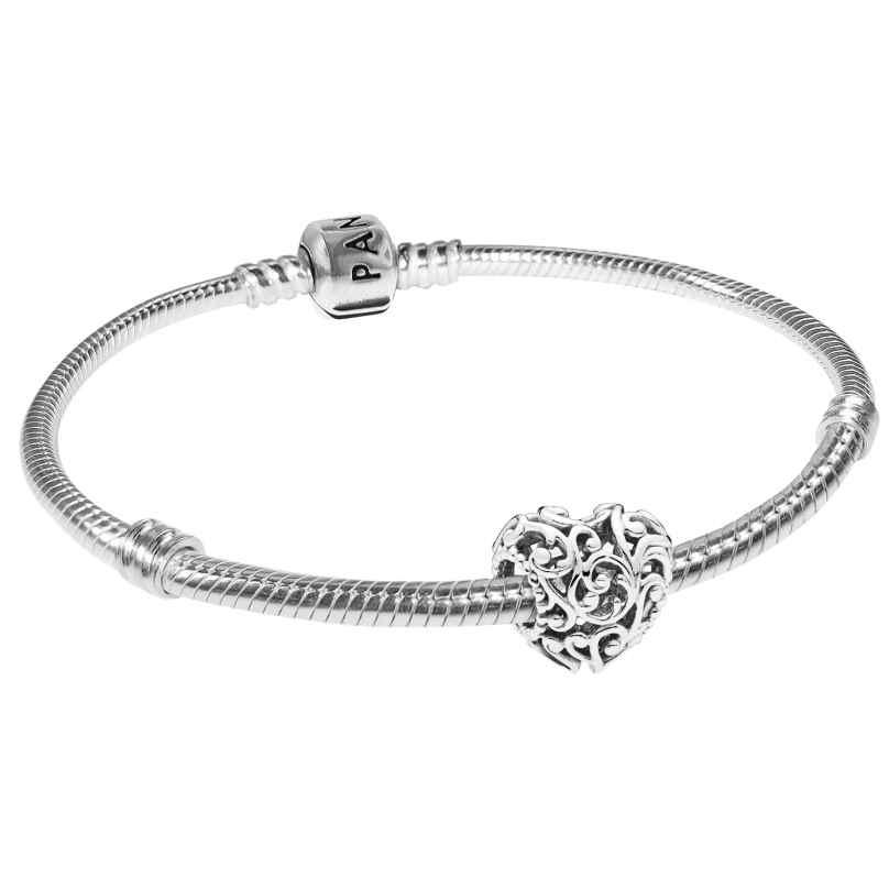 Pandora 08860 Armband-Set Regal Heart