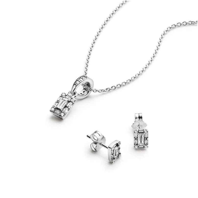 Pandora B801037 Geschenkset für Damen Luminous Ice 5700302736229