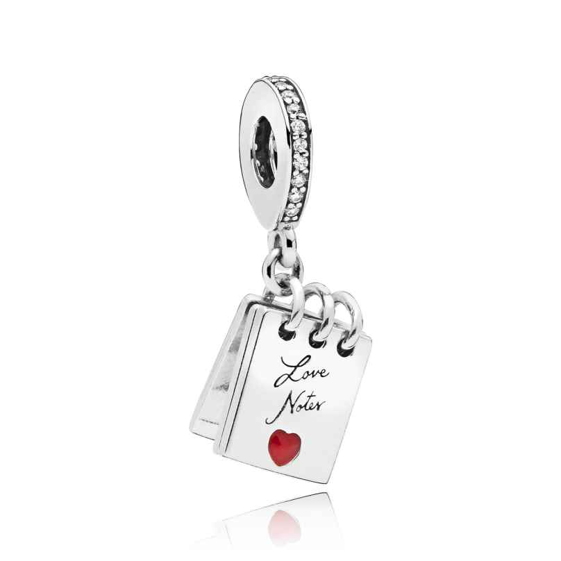 Pandora 797835CZ Charm-Anhänger Love Notes 5700302745788