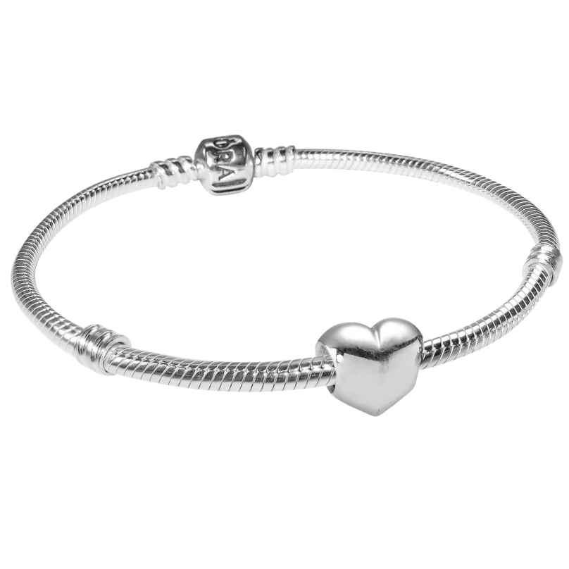 Pandora 83440 Starter-Armband Herz