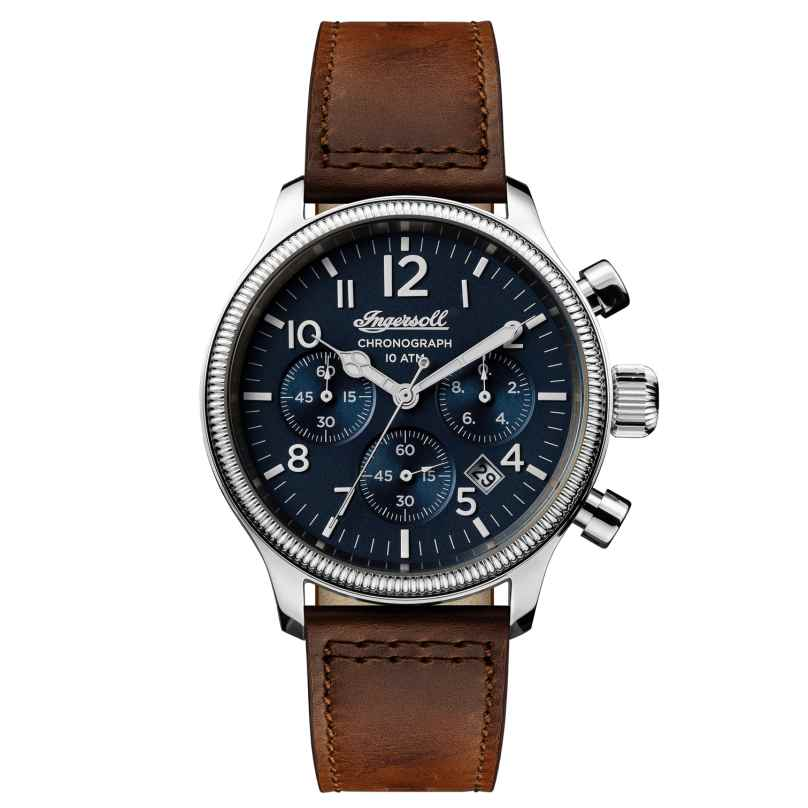 Ingersoll I03803 Chronograph Herrenuhr The Apsley 5013348512161