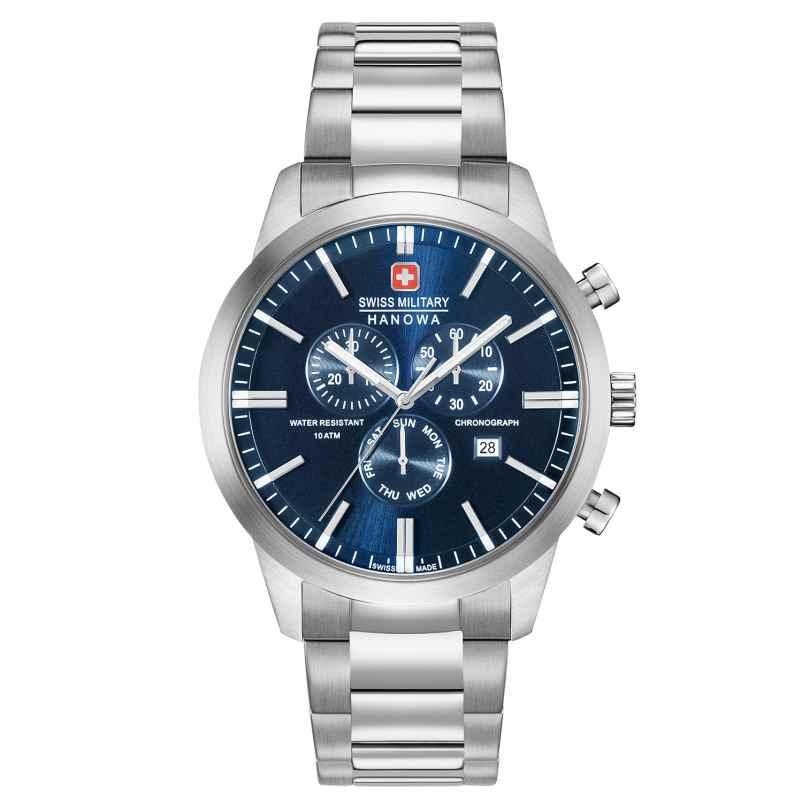 Swiss Military Hanowa 06-5308.04.003 Herrenuhr Chronograph Classic 7612657093651