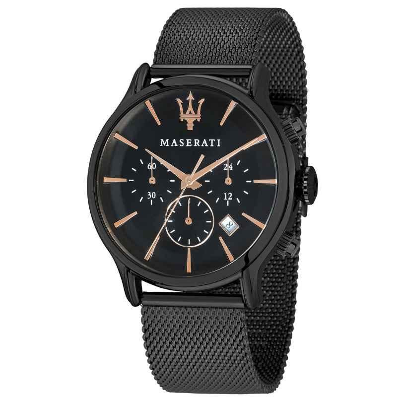 Maserati R8873618006 Epoca Mens Wrist Watch 8033288766650