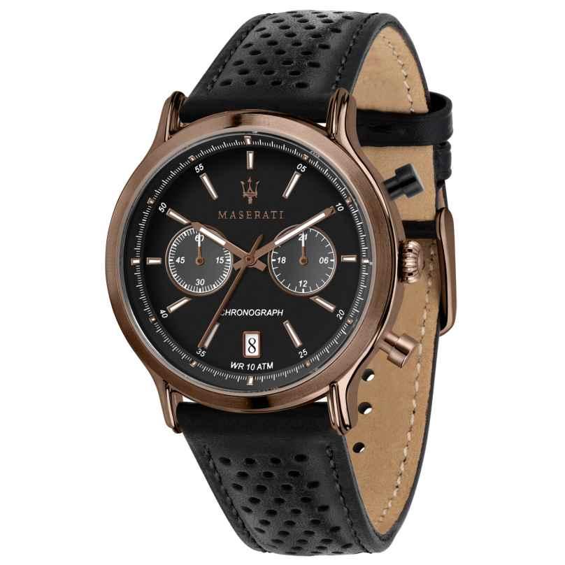 Maserati R8871638001 Herrenarmbanduhr Chronograph Legend 8033288860983