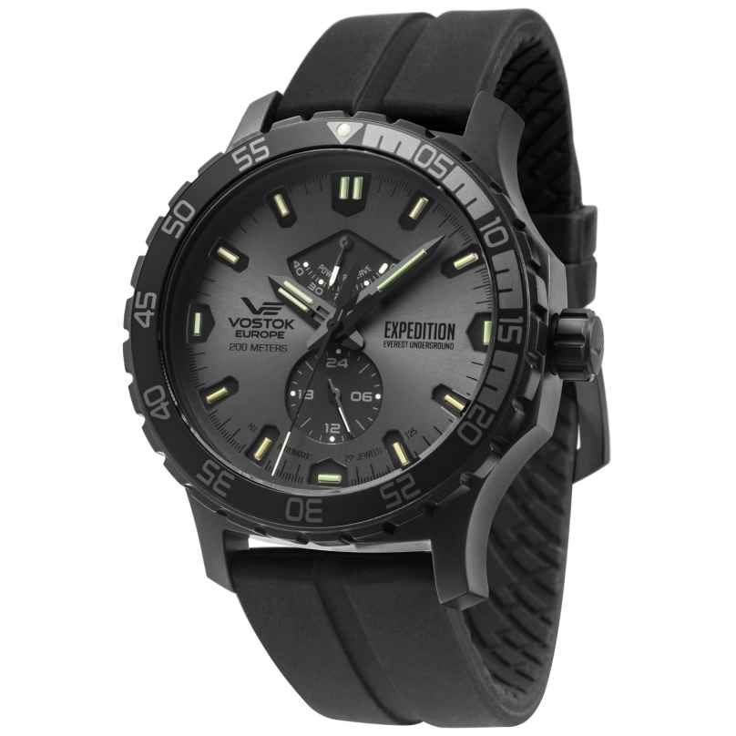 Vostok Europe YN84-597D542 Herren-Automatikuhr Expedition Everest Underground 4260157448070