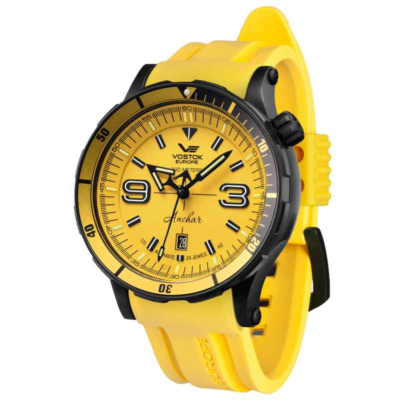 Vostok Europe NH35A-510C530 Men's Automatic Watch Anchar 4260157447653
