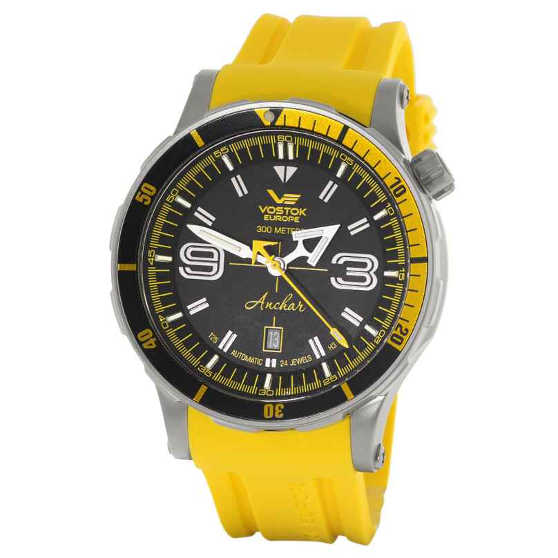 Vostok Europe NH35A-510A522 Automatic Men's Watch Anchar 4260157448094